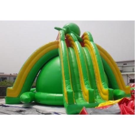 scivolo grande tartaruga acquatico