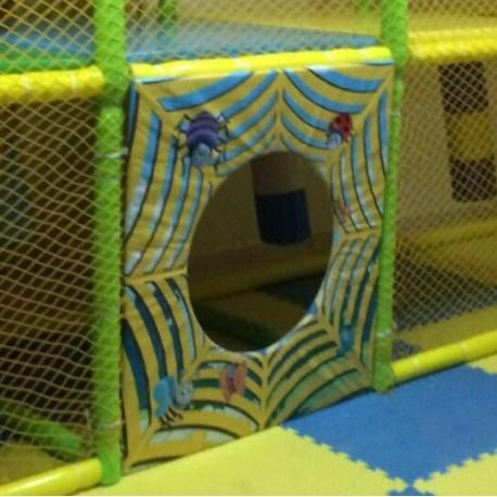 Pannello playground decorato